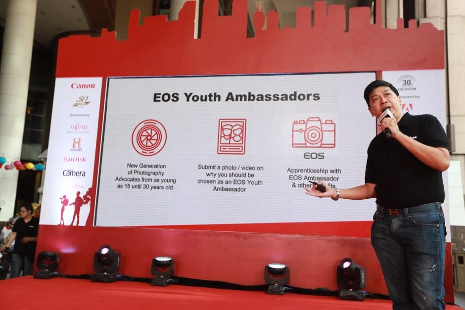 Canon EOS Youth Ambassador