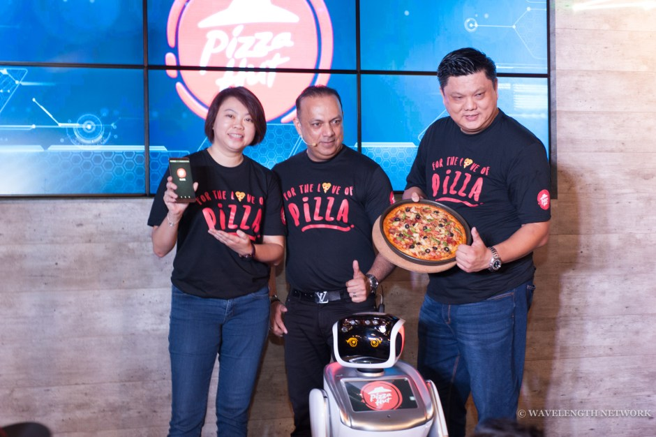 Pizza Hut Digital Concept Store