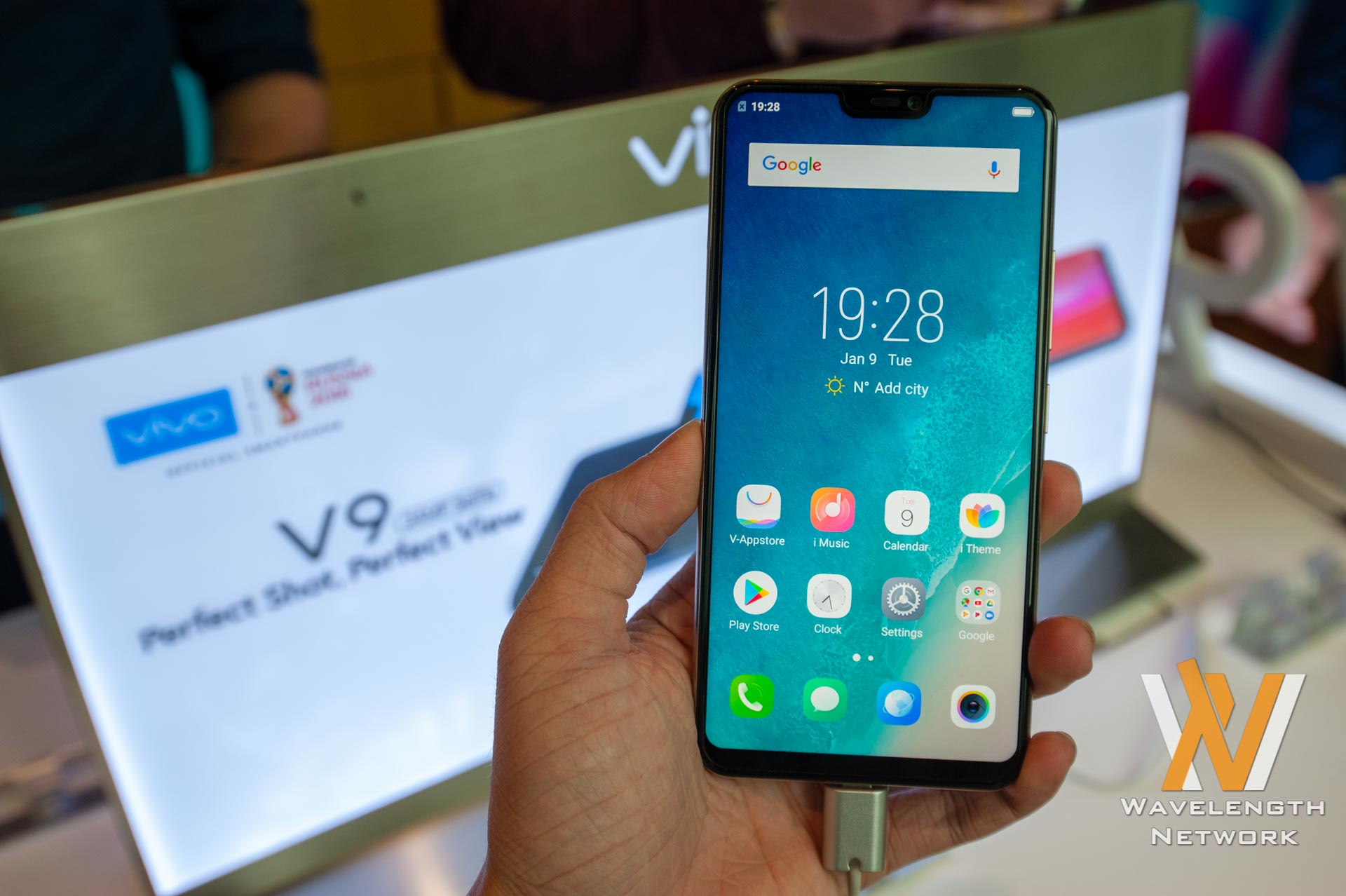 vivo V9 is here in Malaysia