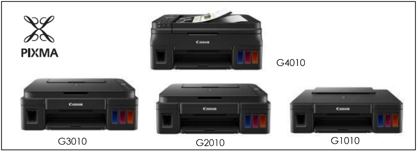 Canon Launches New Canon PIXMA G Series Printers