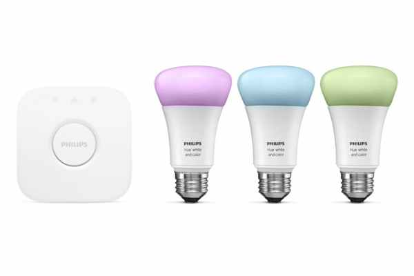 Philips Hue A60 Starter Kit