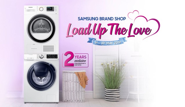 Samsung's Mother's Day Promotion 2019