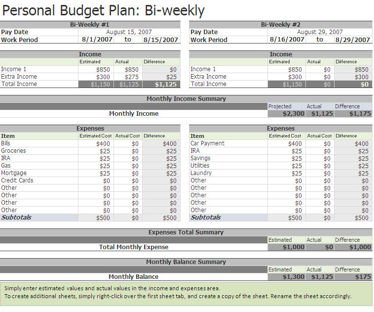 Home Budget Template. admission ticket template word excel pdf ...