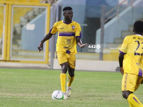 Medeama Star Justice Blay Speaks Ahead Of 'Big Game' Against Kotoko |  MyFabulousOnline