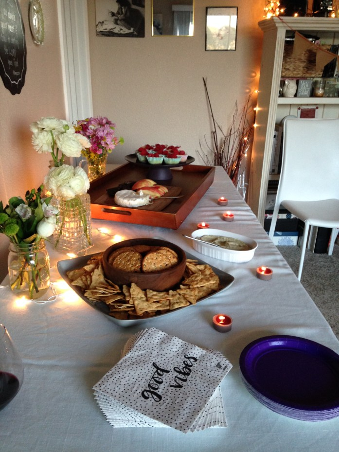 How to Create the perfect party spread!