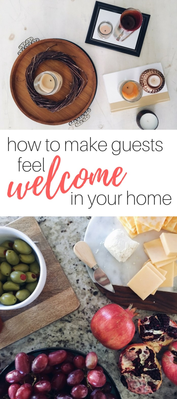 How to Make Guests Feel Welcome in Your Home
