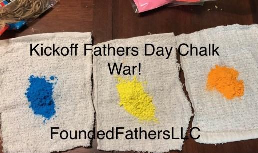 chalk war