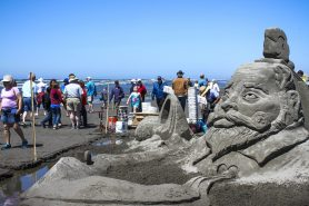 sandsations long beach wa