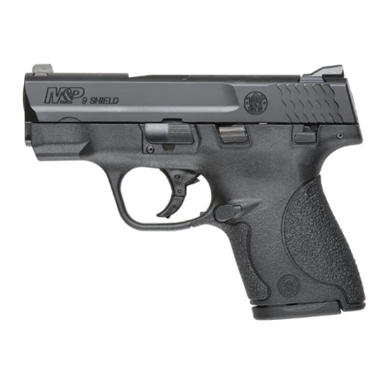 Smith & Wesson's M&P SHIELD 9mm