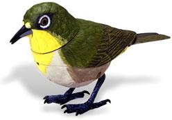 Electronic bird