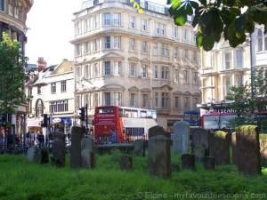 Wandering in Oxford