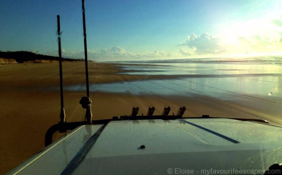Kgari - Fraser Island - 4WD