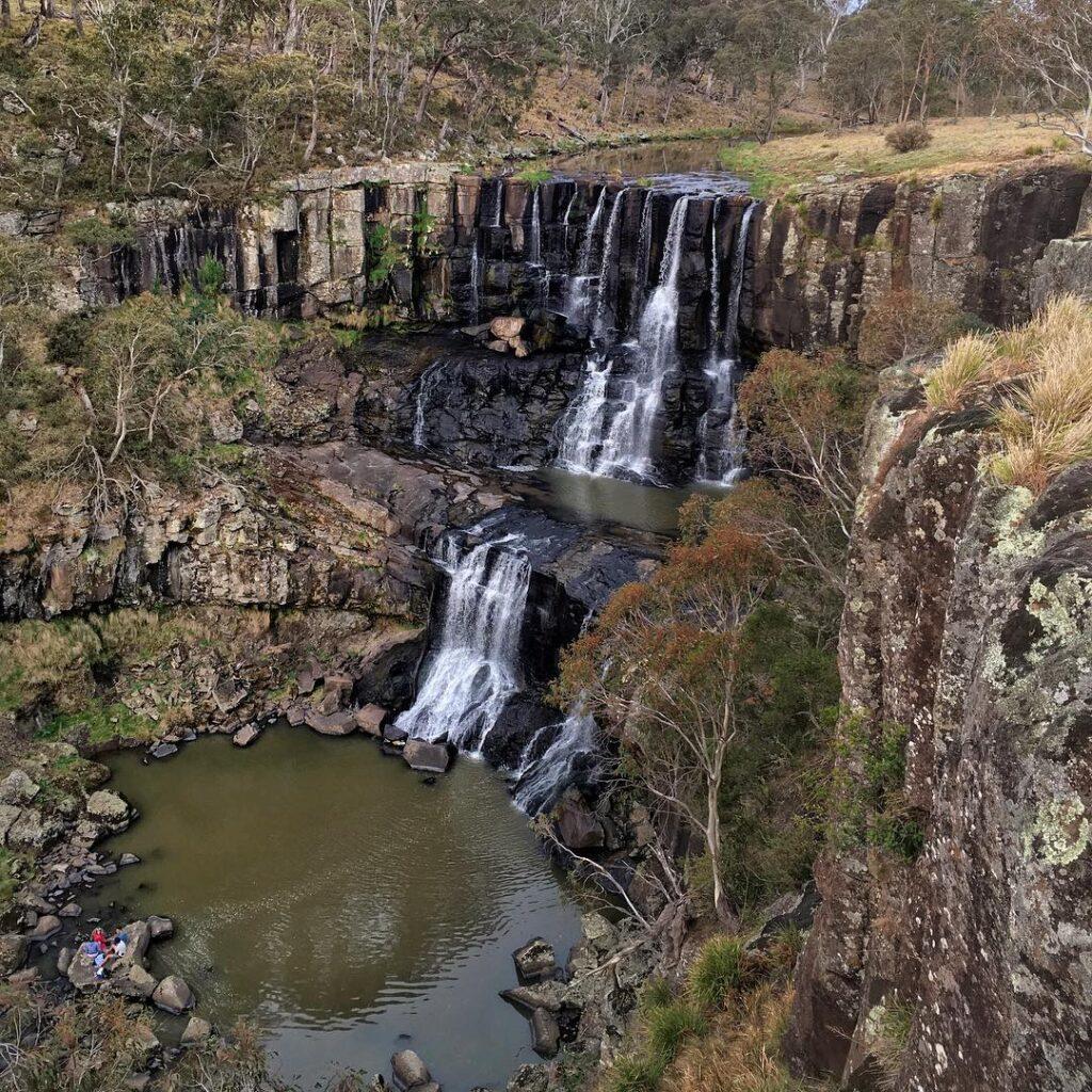 Waterfall Way