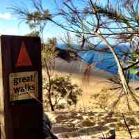 How To Get To Double Island Point without a 4WD: Hiking, Surfing or Kayaking!