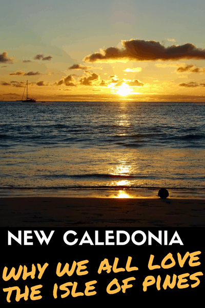 Things to do on the Isle of Pines in New Caledonia