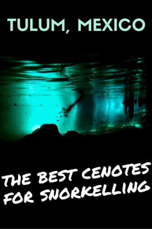 Tulum Mexico Snorkelling Cenotes 2