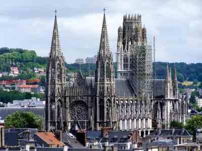Rouen - Abbatiale St Ouen 03
