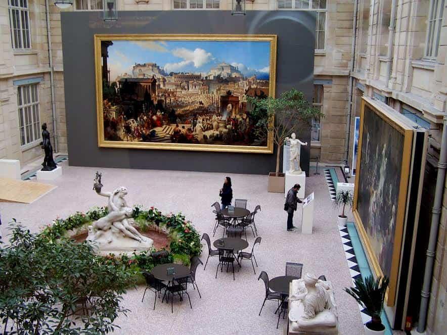 Rouen - Musee des Beaux Arts 01