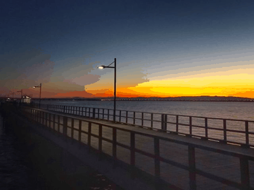 Best Brisbane Sunset Woody Point Redcliffe