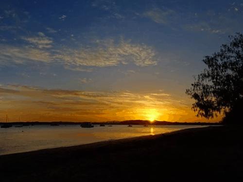 Best Brisbane Sunsets Coochiemudlo Island