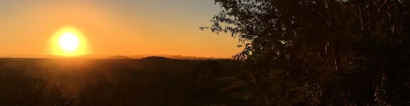 Mount Cotton Sunset Brisbane