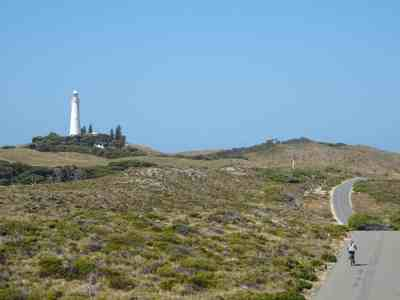 Cycling Rottnest Island - Lighthouse