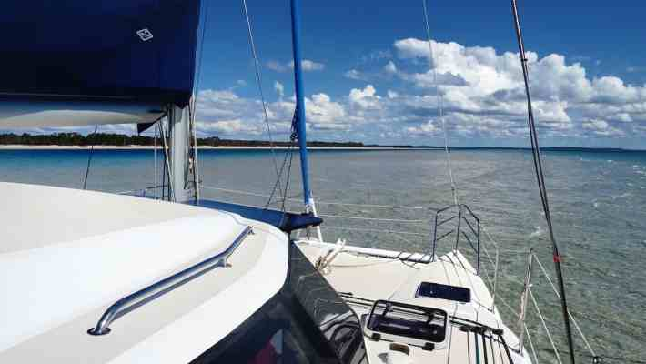 Fraser Island: Sailing Adventure in the Great Sandy Strait