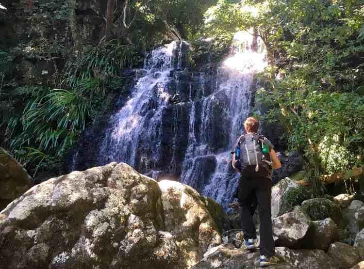 Border Range NP - Selva Falls
