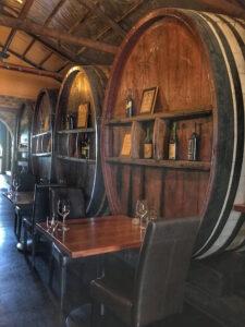 Granite Belt - Ballandean Wine Estate