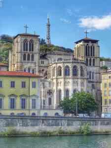 Lyon - Cathedral Saint Jean