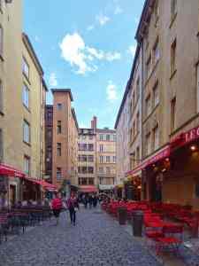 Vieux Lyon - Bouchons