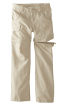Hiking quick dry pants convertible