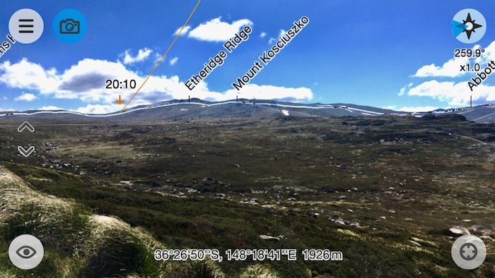 Mount Kosciuszko - Summit Walk Charlotte Pass - ID