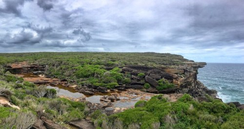 Royal National Park - Eagle Rock Lookout 02