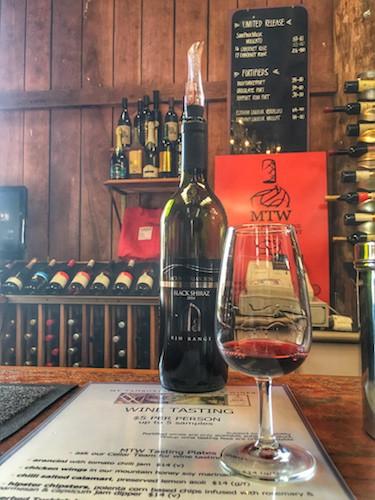 Mt Tamborine Vineyard and Winery