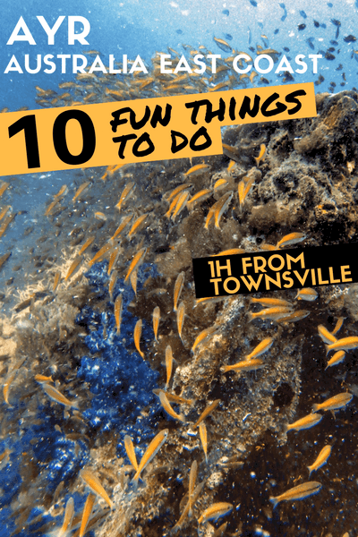 things to do in ayr qld near townsville ss yongala