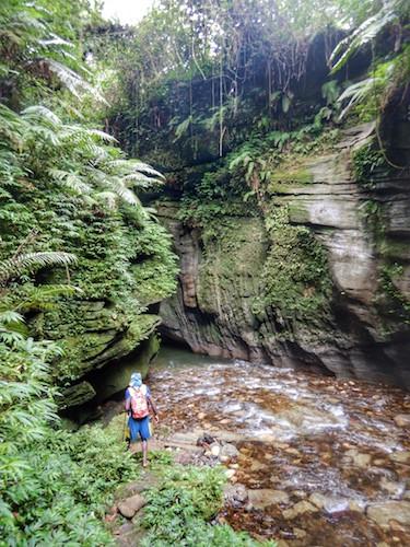 Millenium Cave Guided Tour Santo Hiking