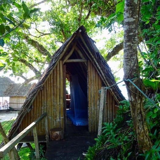 Port Olry Beach Treehouse Espiritu Santo