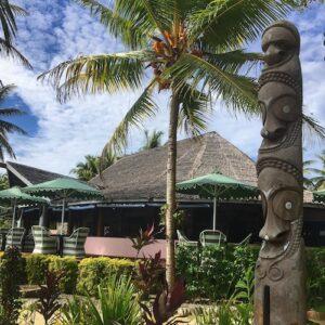 Aore Island Espiritu Santo Accommodation