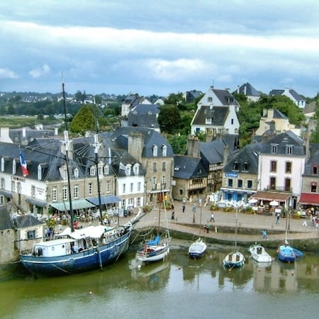 Best of Brittany - St Goustan Auray