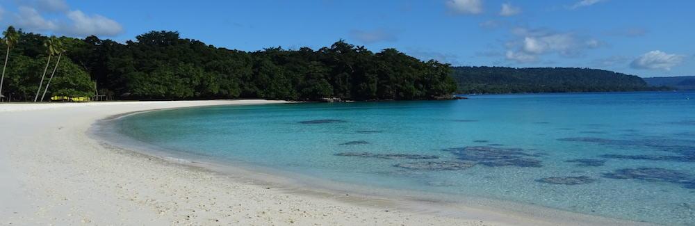 Champagne Beach Vanuatu Espiritu Santo