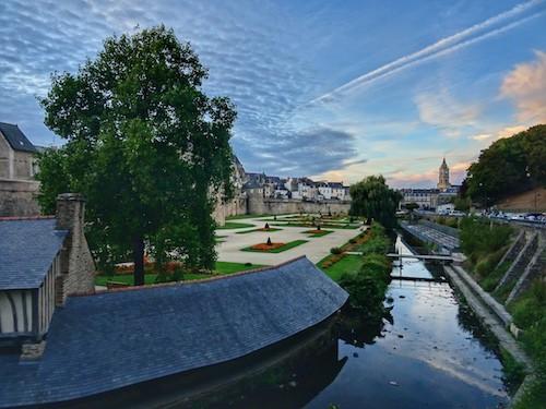 Vannes Walls - Brittany