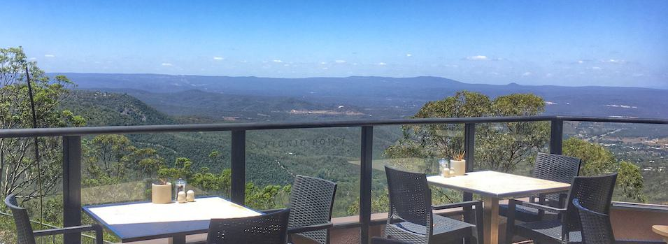 Toowoomba Picnic Lookout Cafe