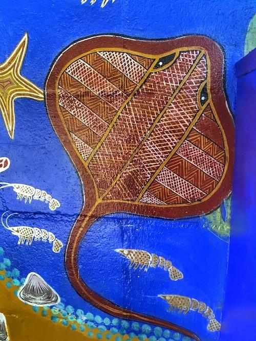 Yarrawarra Aboriginal Cultural Centre Ray