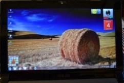 corn stalk bale wallpaper
