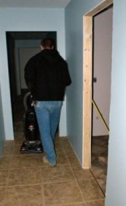 carrying vacuum