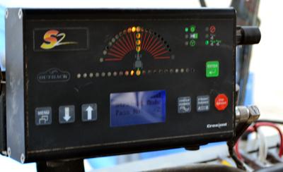 row monitor