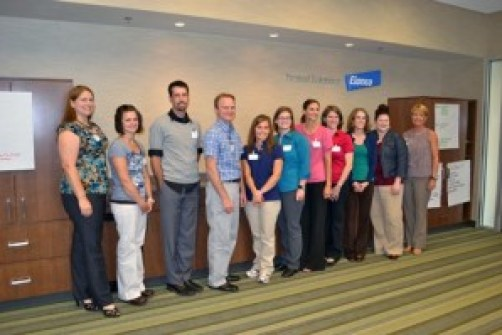 IVMA leadership group