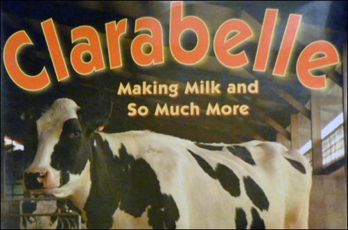 Clarabelle cover