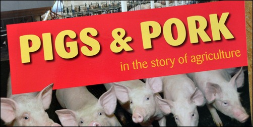 pigs and pork cover